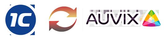 Интеграция 1С и AUVIX